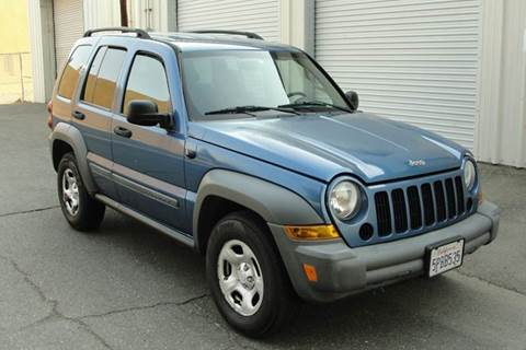 2005 Jeep Liberty for sale at PRICE TIME AUTO SALES in Sacramento CA