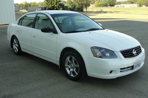 2006 Nissan Altima for sale at PRICE TIME AUTO SALES in Sacramento CA