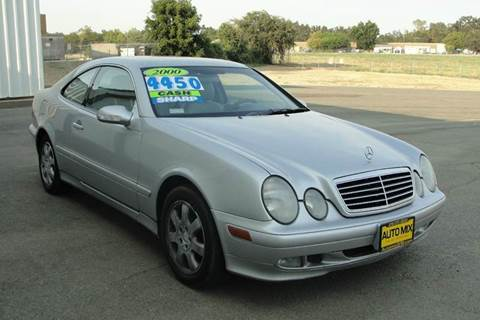 2000 Mercedes-Benz CLK-Class for sale at PRICE TIME AUTO SALES in Sacramento CA
