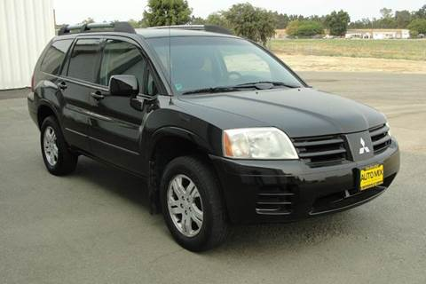 2004 Mitsubishi Endeavor for sale at PRICE TIME AUTO SALES in Sacramento CA