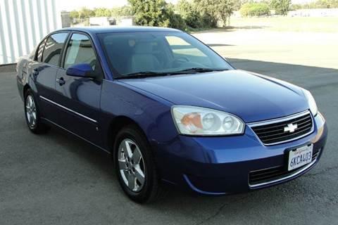 2006 Chevrolet Malibu for sale at PRICE TIME AUTO SALES in Sacramento CA
