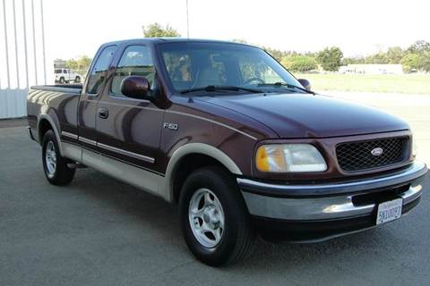 1997 Ford F-150 for sale at PRICE TIME AUTO SALES in Sacramento CA