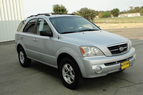 2005 Kia Sorento for sale at PRICE TIME AUTO SALES in Sacramento CA