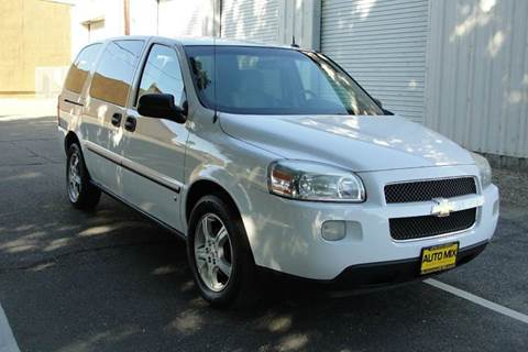 2007 Chevrolet Uplander for sale at PRICE TIME AUTO SALES in Sacramento CA