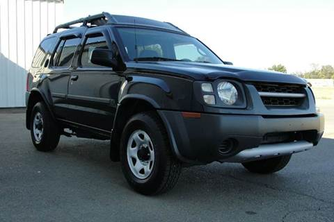 2004 Nissan Xterra for sale at PRICE TIME AUTO SALES in Sacramento CA