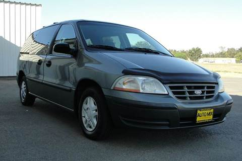 2000 Ford Windstar for sale at PRICE TIME AUTO SALES in Sacramento CA
