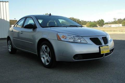 2009 Pontiac G6 for sale at PRICE TIME AUTO SALES in Sacramento CA