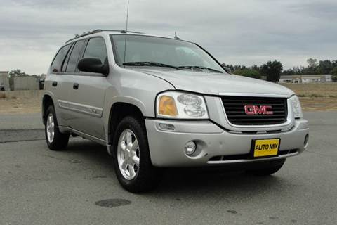 2005 GMC Envoy for sale at PRICE TIME AUTO SALES in Sacramento CA