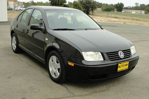 2002 Volkswagen Jetta for sale at PRICE TIME AUTO SALES in Sacramento CA