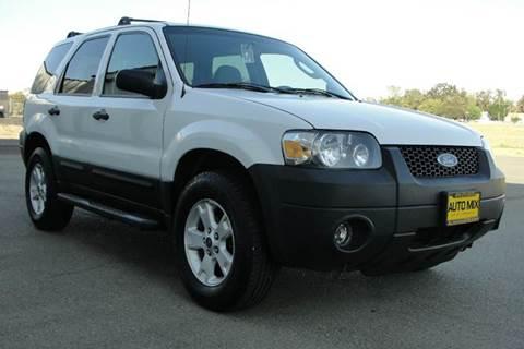 2006 Ford Escape for sale at PRICE TIME AUTO SALES in Sacramento CA