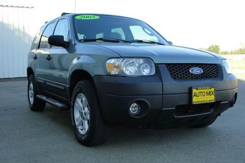 2005 Ford Escape for sale at PRICE TIME AUTO SALES in Sacramento CA