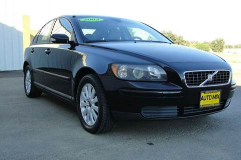 2005 Volvo S40 for sale at PRICE TIME AUTO SALES in Sacramento CA