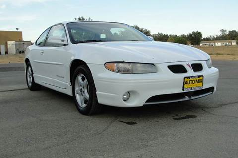 2000 Pontiac Grand Prix for sale at PRICE TIME AUTO SALES in Sacramento CA