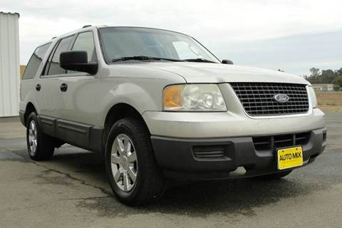 2004 Ford Expedition for sale at PRICE TIME AUTO SALES in Sacramento CA