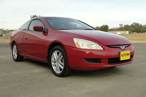 2004 Honda Accord for sale at PRICE TIME AUTO SALES in Sacramento CA