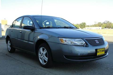 2006 Saturn Ion for sale at PRICE TIME AUTO SALES in Sacramento CA