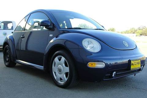 2000 Volkswagen New Beetle for sale at PRICE TIME AUTO SALES in Sacramento CA