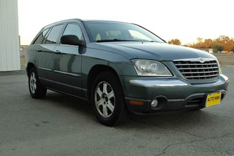 2006 Chrysler Pacifica for sale at PRICE TIME AUTO SALES in Sacramento CA