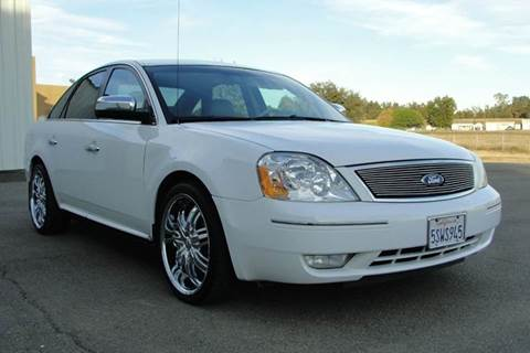 2006 Ford Five Hundred for sale at PRICE TIME AUTO SALES in Sacramento CA
