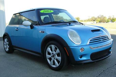 2003 MINI Cooper for sale at PRICE TIME AUTO SALES in Sacramento CA