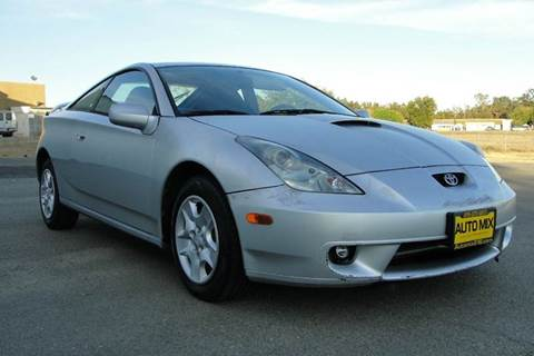 2001 Toyota Celica for sale at PRICE TIME AUTO SALES in Sacramento CA