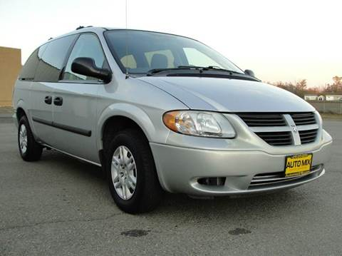 2005 Dodge Grand Caravan for sale at PRICE TIME AUTO SALES in Sacramento CA