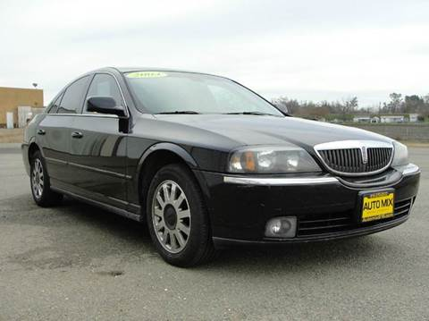 2004 Lincoln LS for sale at PRICE TIME AUTO SALES in Sacramento CA