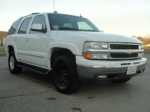 2004 Chevrolet Tahoe for sale at PRICE TIME AUTO SALES in Sacramento CA
