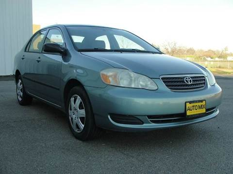 2005 Toyota Corolla for sale at PRICE TIME AUTO SALES in Sacramento CA