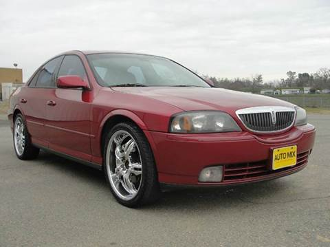 2005 Lincoln LS for sale at PRICE TIME AUTO SALES in Sacramento CA