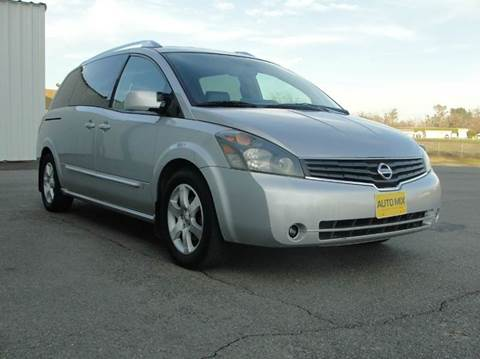 2007 Nissan Quest for sale at PRICE TIME AUTO SALES in Sacramento CA