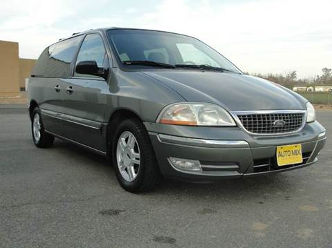 2003 Ford Windstar for sale at PRICE TIME AUTO SALES in Sacramento CA