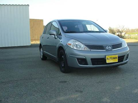 2009 Nissan Versa for sale at PRICE TIME AUTO SALES in Sacramento CA