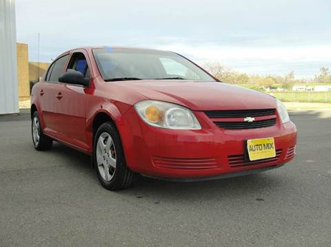 2007 Chevrolet Cobalt for sale at PRICE TIME AUTO SALES in Sacramento CA