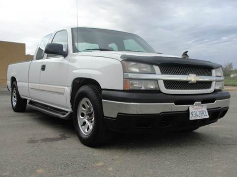 2005 Chevrolet Silverado 1500 for sale at PRICE TIME AUTO SALES in Sacramento CA