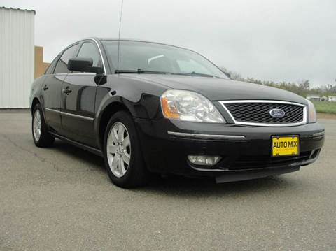 2005 Ford Five Hundred for sale at PRICE TIME AUTO SALES in Sacramento CA