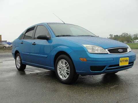 2007 Ford Focus for sale at PRICE TIME AUTO SALES in Sacramento CA