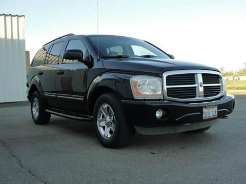 2004 Dodge Durango for sale at PRICE TIME AUTO SALES in Sacramento CA