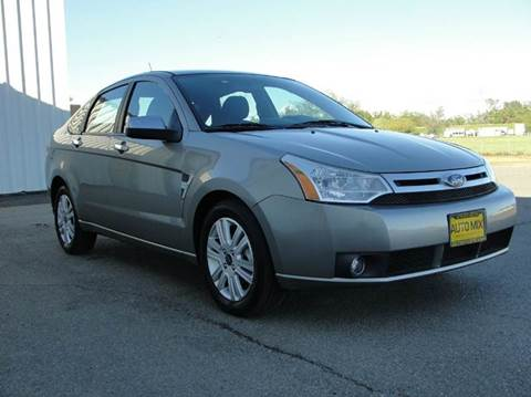 2008 Ford Focus for sale at PRICE TIME AUTO SALES in Sacramento CA