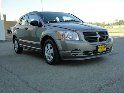 2008 Dodge Caliber for sale at PRICE TIME AUTO SALES in Sacramento CA