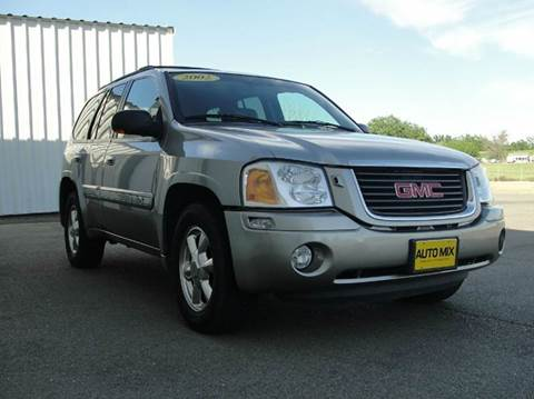2002 GMC Envoy for sale at PRICE TIME AUTO SALES in Sacramento CA
