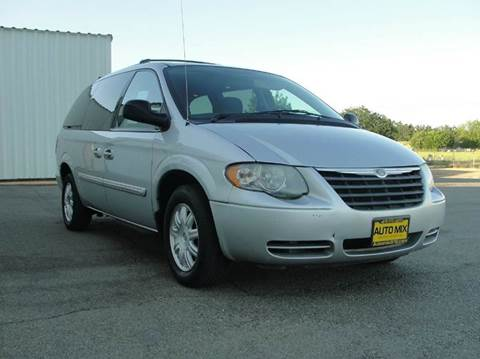 2007 Chrysler Town and Country for sale at PRICE TIME AUTO SALES in Sacramento CA