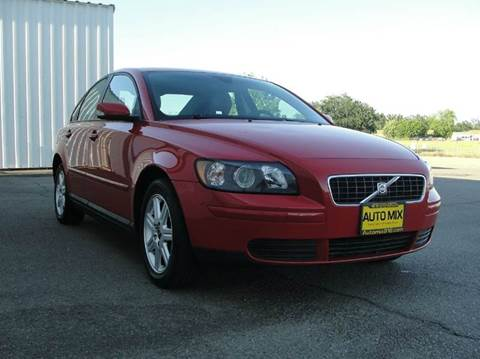 2006 Volvo S40 for sale at PRICE TIME AUTO SALES in Sacramento CA