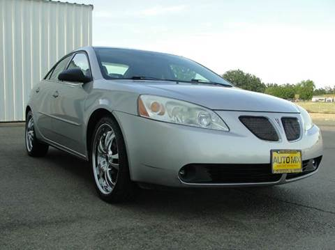 2006 Pontiac G6 for sale at PRICE TIME AUTO SALES in Sacramento CA