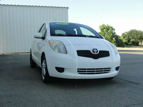2007 Toyota Yaris for sale at PRICE TIME AUTO SALES in Sacramento CA