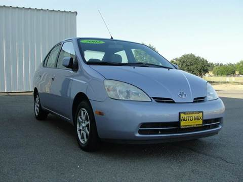 2002 Toyota Prius for sale at PRICE TIME AUTO SALES in Sacramento CA