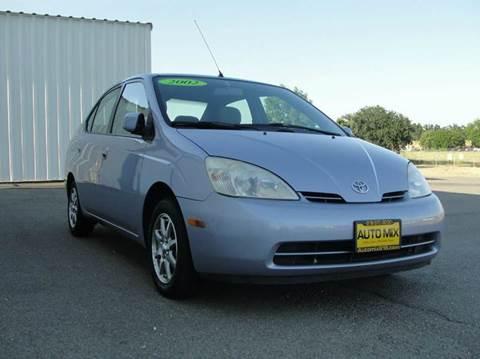 2002 Toyota Prius for sale at PRICE TIME AUTO SALES in Sacramento CA