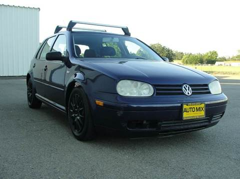 2002 Volkswagen Golf for sale at PRICE TIME AUTO SALES in Sacramento CA