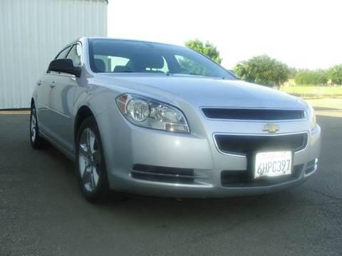 2009 Chevrolet Malibu for sale at PRICE TIME AUTO SALES in Sacramento CA