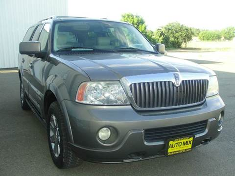 2004 Lincoln Navigator for sale at PRICE TIME AUTO SALES in Sacramento CA